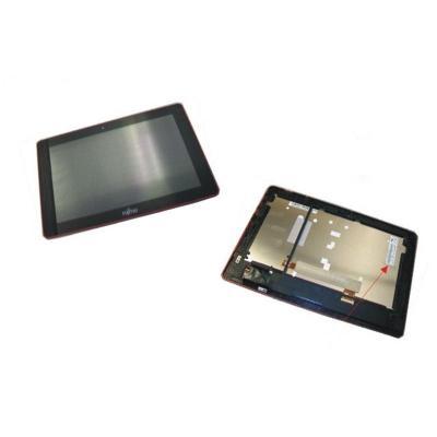 Fujitsu : LCD Display - Zwart, Transparant