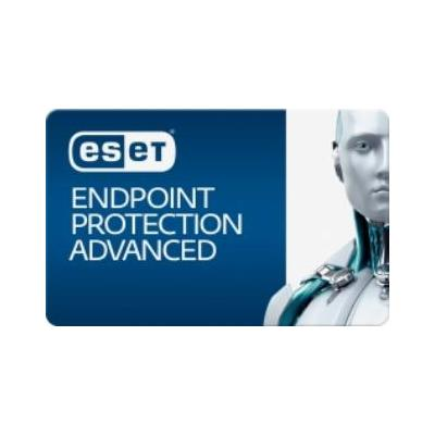 ESET Endpoint Protection Advanced Software licentie
