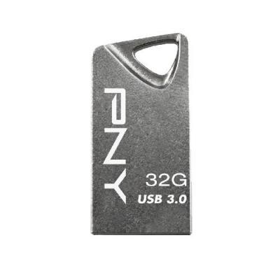 Pny USB flash drive: T3 Attaché 32GB - Grijs