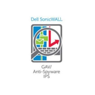 Dell firewall software: SonicWALL SonicWALL Gateway Anti-Malware