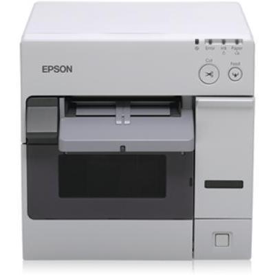 Epson pos bonprinter: TM-C3400 - Wit