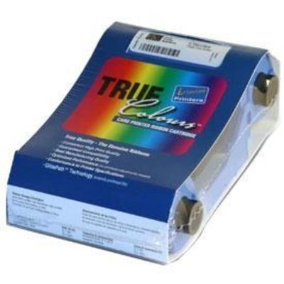 Zebra printerlint: TrueColours® Resin - Scratch off gray - f P310f