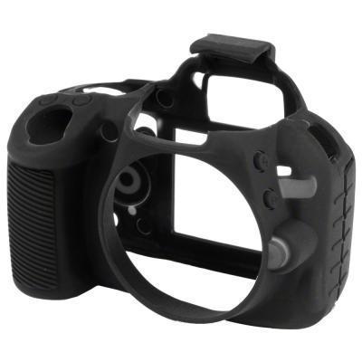 Easycover cameratas: camera case for Nikon D3100 - Zwart
