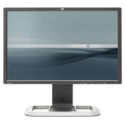 HP monitor: LP2475w 24-inch Widescreen LCD Monitor - Zwart (Refurbished LG)