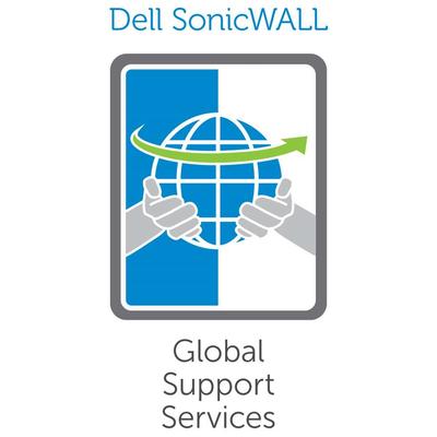 SonicWall 01-SSC-4314 aanvullende garantie