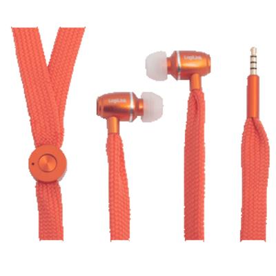 LogiLink HS0027 Headset - Oranje