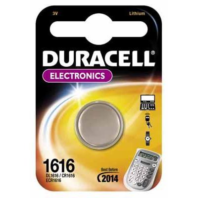 Duracell batterij: DL1616