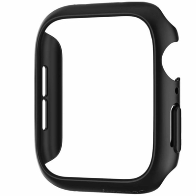 Spigen Apple Watch Series 4 (44mm) Case Thin Fit - Zwart
