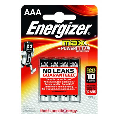 Energizer E300124200 batterij