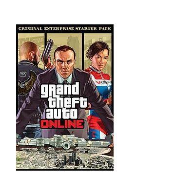 Rockstar games : Grand Theft Auto V - Criminal Enterprise Starter Pack