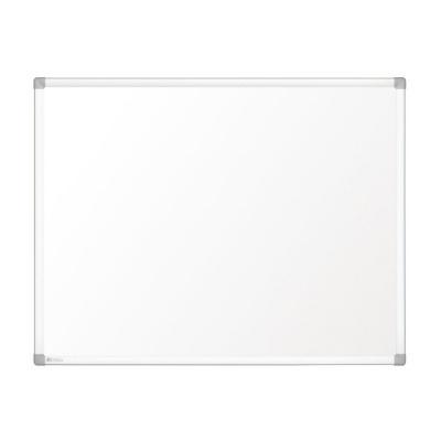 Nobo whiteboard: Prestige Whiteboard (900x600) van email met aluminium lijst, magnetisch, in retailverpakking - Wit