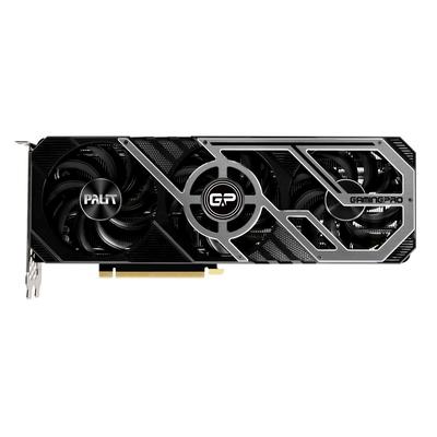 Palit GeForce RTX 3070 GamingPro, 256bit GDDR6, 8GB, PCI-E 4.0, 294 x 112 x 60 mm Videokaart - Zwart,Roestvrijstaal