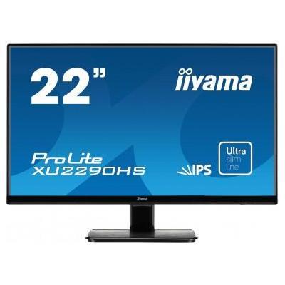 "Iiyama ProLite XU2290HS-B1 22"" Full HD IPS - Desktop Monitor - Zwart"