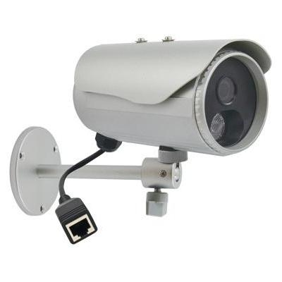 "ACTi 3MP, 1080p, 30 fps, 1/3.2"" CMOS, Fast Ethernet, PoE, 4.88 W, 515 g Beveiligingscamera - Wit"