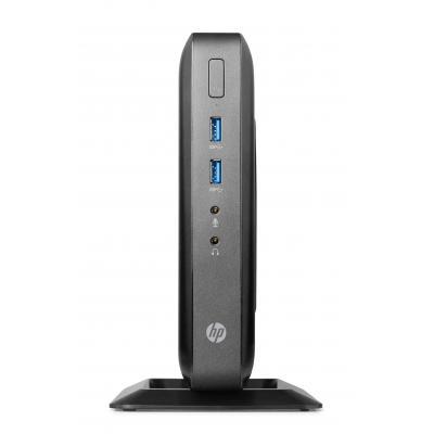 HP t520 Flexible Thin client - Zwart