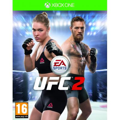 Electronic arts game: EA Sports UFC 2  Xbox One