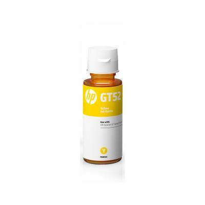 Hp inkt: GT52 - Geel