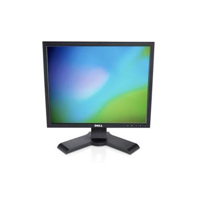 DELL UltraSharp 1908FP monitor - Zwart