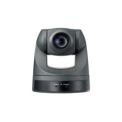 Sony webcam: 1/4 type 380k pixel EXview HAD CCD, 752 x 582, PAL, PTZ, Auto ICR - Zwart