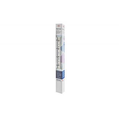 Gbc inbinder: CombBind Filestrips PVC - Wit