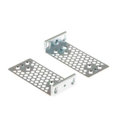 Cisco rack toebehoren: Rack mount kit for Catalyst 3750-X and 3560-X Series - Roestvrijstaal