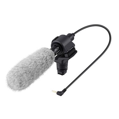Sony microfoon: ECM-CG60 - Zwart, Grijs