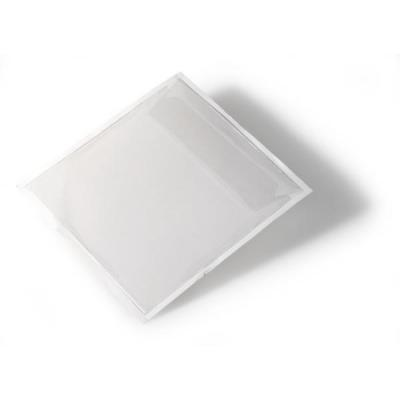 Durable Pocketfix Cd/Dvd Showtas - Transparant