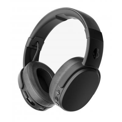 Skullcandy headset: Crusher Wireless - Zwart