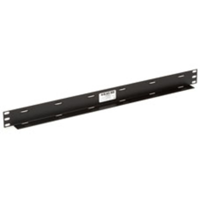 Black Box Cable Manager Hook-and-Loop Cable-trunking systeem - Zwart