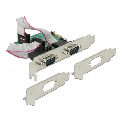 DeLOCK 89641 Interfaceadapter - Groen