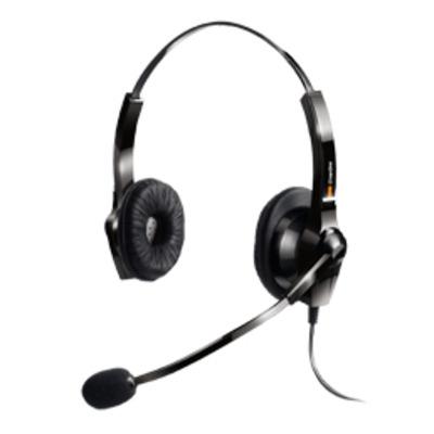 ClearOne Chat 20D Headset - Zwart