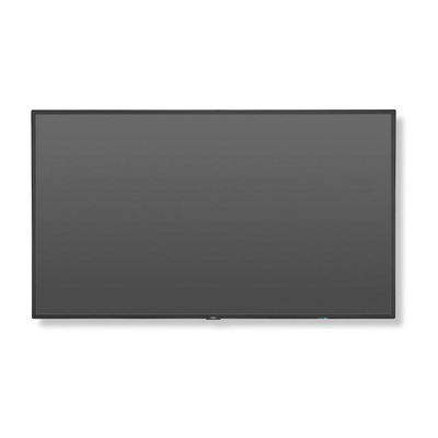 NEC MultiSync V554 Public display - Zwart