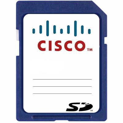 Cisco flashgeheugen: 1GB SD