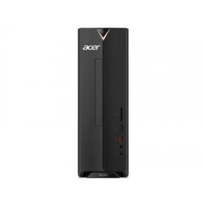 Acer pc: Aspire XC-885 I3404 NL - Zwart