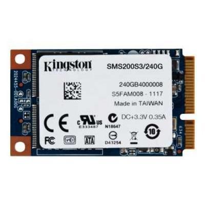 Kingston Technology SMS200S3/240GBK SSD