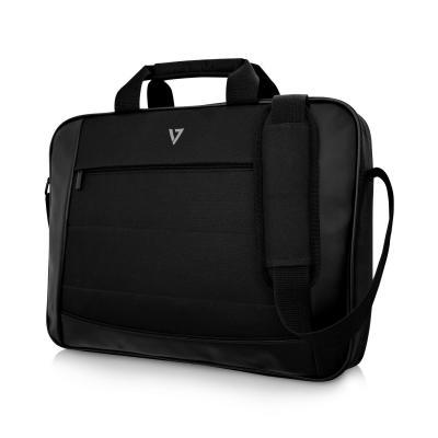 """V7 16"""" Essential Laptop Carrying Case Laptoptas - Zwart"""