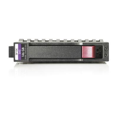 Hp interne harde schijf: 146GB Serial Attached SCSI (SAS)