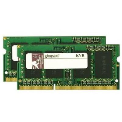 Kingston Technology ValueRAM ValueRam RAM-geheugen - Groen