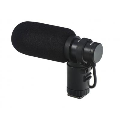 Fujifilm microfoon: MIC-ST1 - Zwart