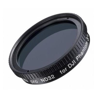 Walimex camera filter: ND 32 drone filter DJI Phantom 3/4 - Zwart