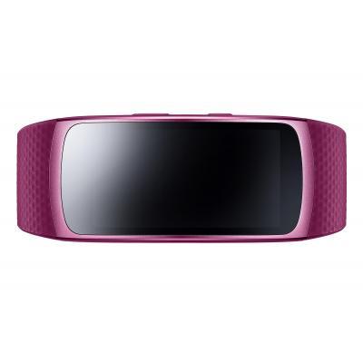 Samsung wearable: Gear Fit2 - Roze