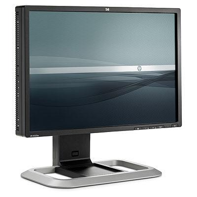 HP monitor: LP2275w - Zwart (Approved Selection Budget Refurbished)