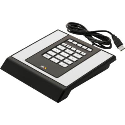 Axis T8312 Input device - Zwart, Wit