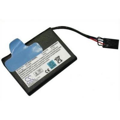 Dell batterij: Li-Ion, 1250mAh, 3.7V - Zwart (Refurbished ZG)