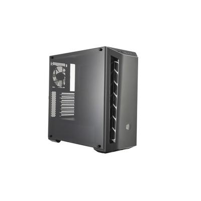 Cooler Master MasterBox MB510L Behuizing - Zwart, Wit