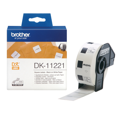 Brother DK-11221 labelprinter tape