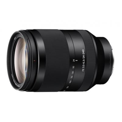 Sony camera lens: SEL24240 - Zwart