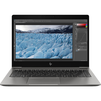 "HP ZBook 14u G6 14"" i7 16GB RAM 1TB SSD Laptop - Zilver"