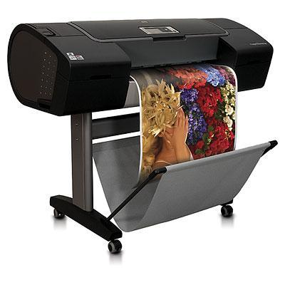 "Hp grootformaat printer: Designjet Z3200ps 24"" Photo Printer - Blauw, Cyaan, Groen, Grijs, Lichtyaan, Lichtmagenta, ....."