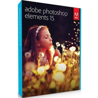 Adobe grafische software: Photoshop Elements Photoshop Elements 15